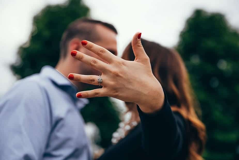 "Ask Dr. Sherry: ""My Fiancé Gave Me A $4,000 Engagement Ring But It Seems Like He's Holding Out On  Marriage. Should I Leave?"""